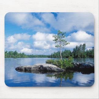 Minnesota Boundary Waters Mouse Pad