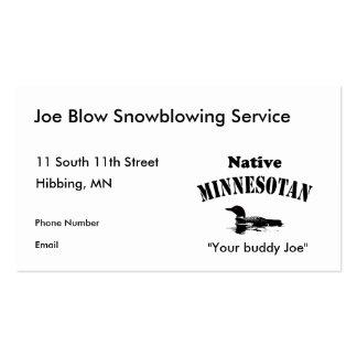Minnesota Business Cards