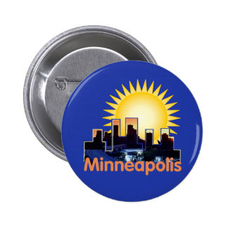 Minnesota Button