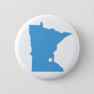 Minnesota! Button