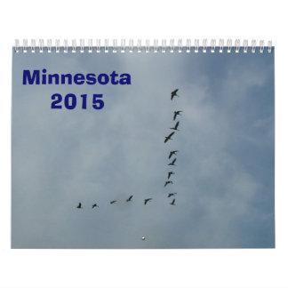 Minnesota Calendar 2015