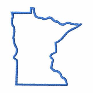 Minnesota Sudadera Bordada
