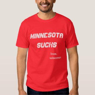 Minnesota chupa polera