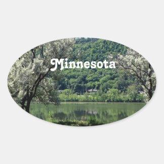 Minnesota Country Oval Sticker