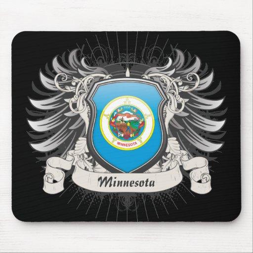 Minnesota Crest Mouse Pad