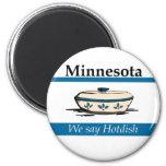 Minnesota: Decimos Hotdish Iman De Nevera