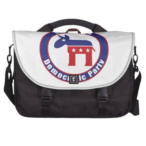 Minnesota Democratic Party Laptop Messenger Bag