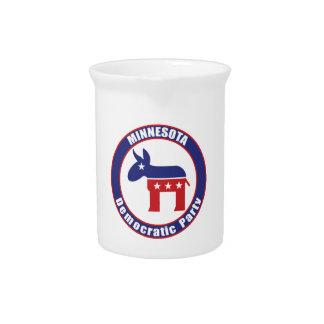 Minnesota Democratic Party Drink Pitchers