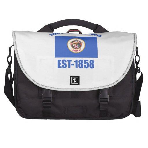 Minnesota design computer bag