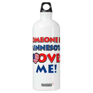 MINNESOTA designs Water Bottle