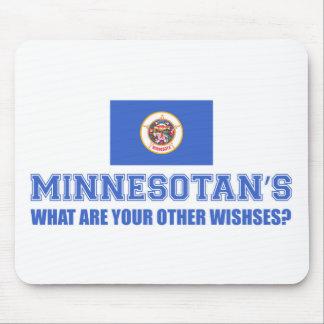 Minnesota desin mouse pad