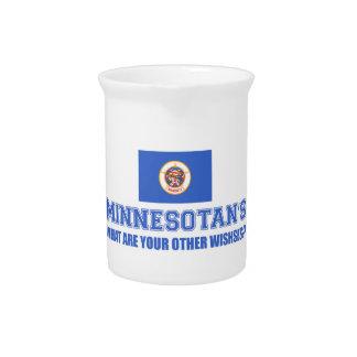 Minnesota desin drink pitchers