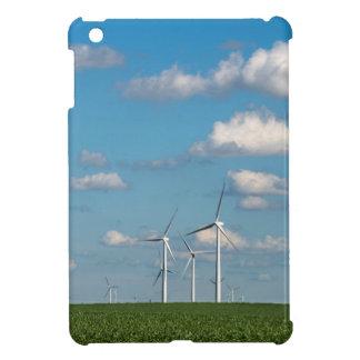 Minnesota, Dexter, Grand Meadow Wind Farm 2 Cover For The iPad Mini