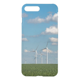 Minnesota, Dexter, Grand Meadow Wind Farm 2 iPhone 7 Plus Case