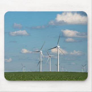 Minnesota, Dexter, Grand Meadow Wind Farm 2 Mouse Pad