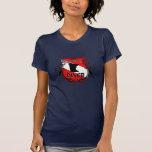 Minnesota Diver Women\'s American Apparel Fine Jersey Short Sleeve T-Shirt