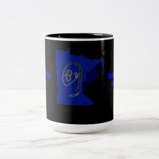 MINNESOTA DOMME! Two-Tone COFFEE MUG