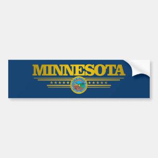 Minnesota (DTOM) Pegatina Para Auto