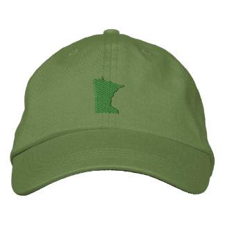Minnesota Embroidered Baseball Caps