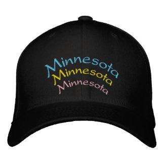 Minnesota Embroidered Cap