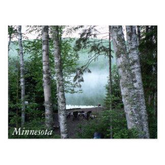 Minnesota en la postal del lago