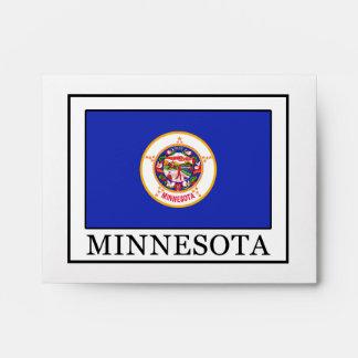 Minnesota Envelope