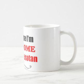 Minnesota es impresionante taza