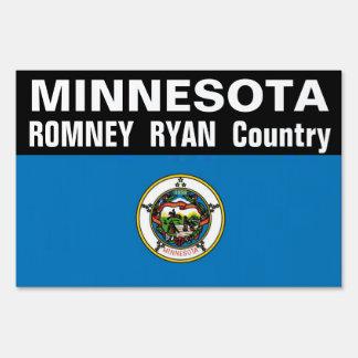 MINNESOTA es muestra del país de Romney Ryan
