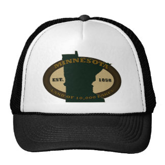 Minnesota Est. 1858 Trucker Hat