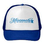 Minnesota (estado el mío) gorras de camionero
