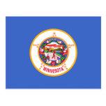 Minnesota, Estados Unidos señala por medio de una  Postales