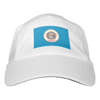 MINNESOTA Flag - Headsweats Hat