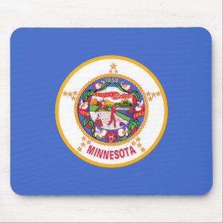 Minnesota Flag Mouse Pad