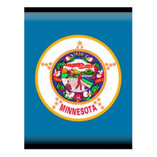 Minnesota Flag Postcards