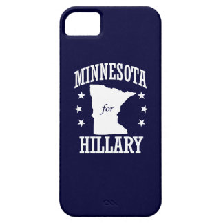MINNESOTA FOR HILLARY iPhone 5 COVER
