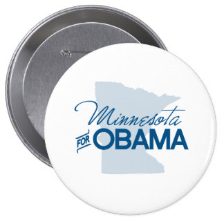 Minnesota for Obama png Pins
