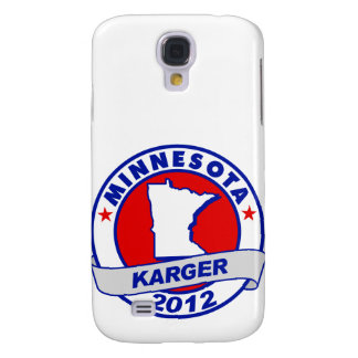 Minnesota Fred Karger Samsung Galaxy S4 Cover