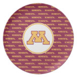 Minnesota Gold M Dinner Plates