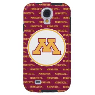 Minnesota Gold M Galaxy S4 Case