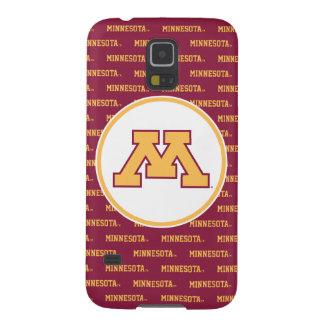 Minnesota Gold M Galaxy S5 Cover