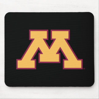 Minnesota Gold M Mouse Pad