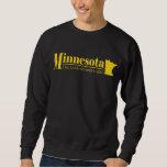 Minnesota Gold Pullover Sweatshirt