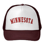Minnesota Gorras