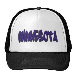 Minnesota Graffiti Hat