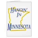 Minnesota - Hangin Felicitacion