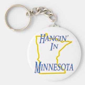 Minnesota - Hangin' Keychains