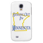Minnesota - Hanging Out Samsung Galaxy S4 Covers