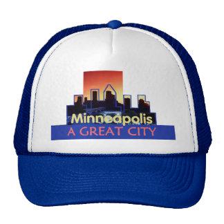 Minnesota Trucker Hats