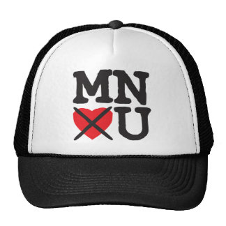 Minnesota Hates You Trucker Hat