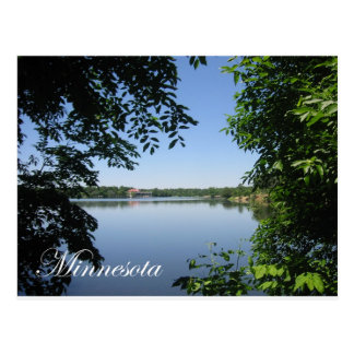 Minnesota hermoso tarjeta postal